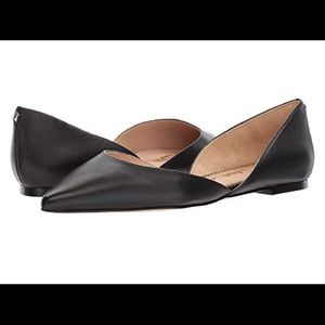 Pointed- Toe Flats